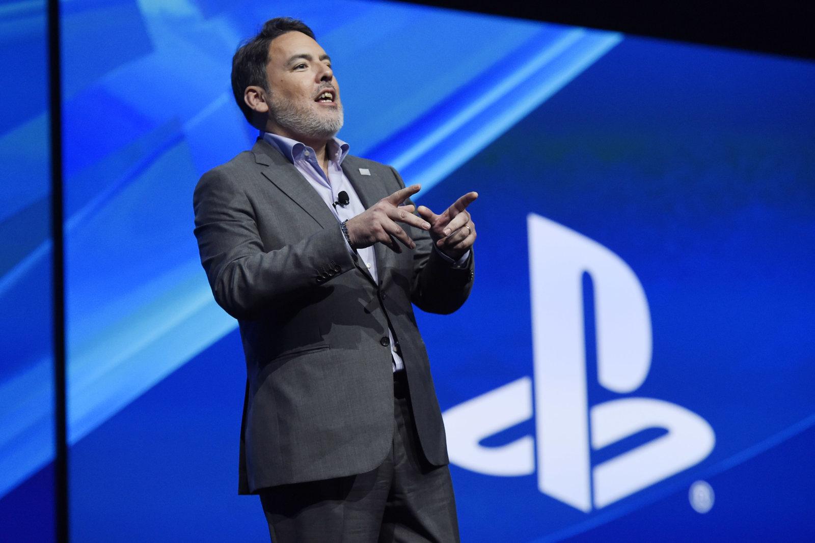 Shawn Layden PlayStation