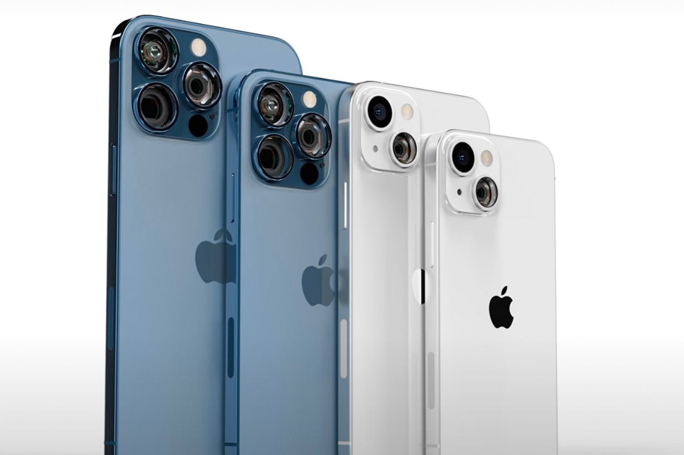 Tailles iPhone 13
