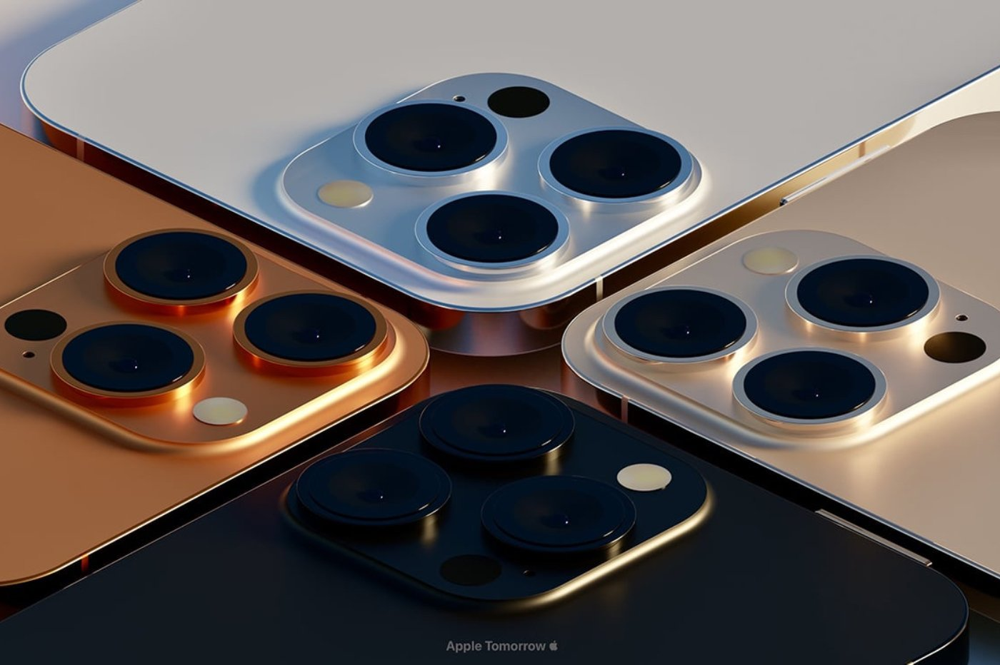 Capteurs photo iPhone 13