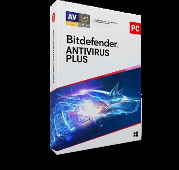 Antivirus Bitdefender Plus