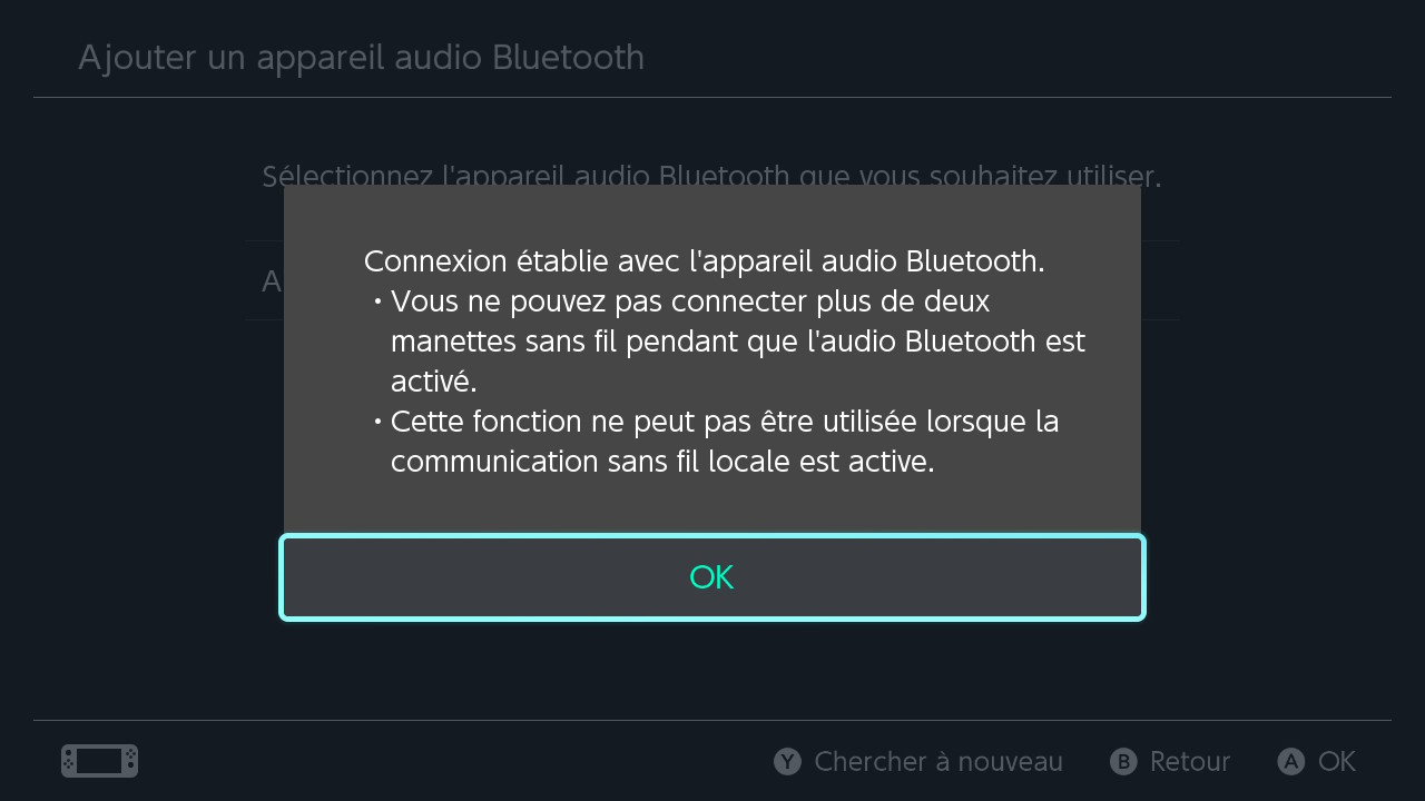 Guide Bluetooth Switch